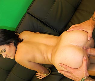 Big Ass Miami Girl Takes Big Cock